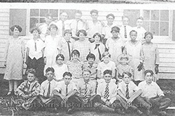 Port Norris School Days